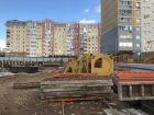 Ход строительства дома № 2 в ЖК Облака - фото 8, Август 2020