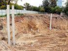 Ход строительства дома № 1 в ЖК Книги - фото 72, Август 2020