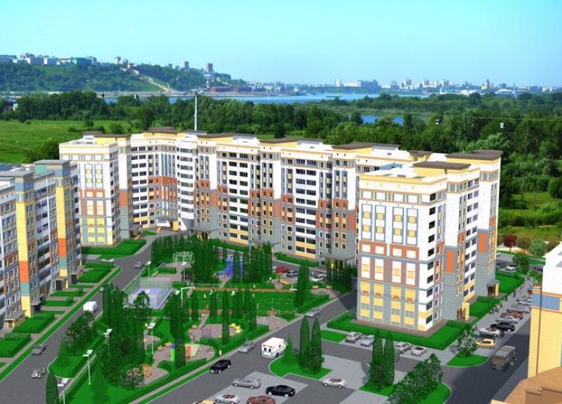 ЖК Солнечный город - фото 4