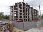 Ход строительства дома № 18 в ЖК Город времени - фото 81, Август 2019