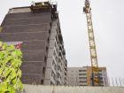 Ход строительства дома № 4 в ЖК Сормовская сторона - фото 17, Октябрь 2016