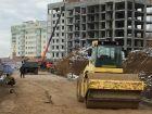 Ход строительства дома № 3 в ЖК Солнечный - фото 34, Октябрь 2017