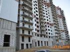 ЖД по ул.Б.Хмельницкого,25 - ход строительства, фото 28, Ноябрь 2019