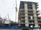 ЖК Бристоль - ход строительства, фото 201, Ноябрь 2017
