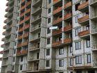 Ход строительства дома № 1 корпус 1 в ЖК Жюль Верн - фото 82, Март 2016
