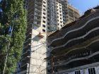 ЖК Парус - ход строительства, фото 72, Август 2020
