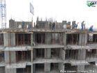 Ход строительства дома № 8 в ЖК Красная поляна - фото 127, Март 2016