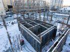 ЖК Каскад на Менделеева - ход строительства, фото 37, Январь 2020