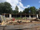 Ход строительства дома № 4 в ЖК Маленькая страна - фото 4, Август 2020