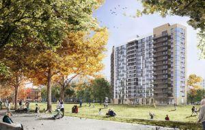 При покупке двухкомнатной квартиры (секция № 3) – скидка 100 000 тысяч рублей! Количество квартир ограниченно.