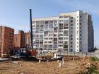 Ход строительства дома № 1 в ЖК Корица - фото 77, Октябрь 2020