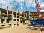 Ход строительства дома № 5 в ЖК Ватсон - фото 5, Сентябрь 2021