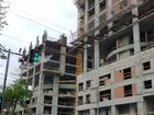 ЖК Островский - ход строительства, фото 31, Май 2020
