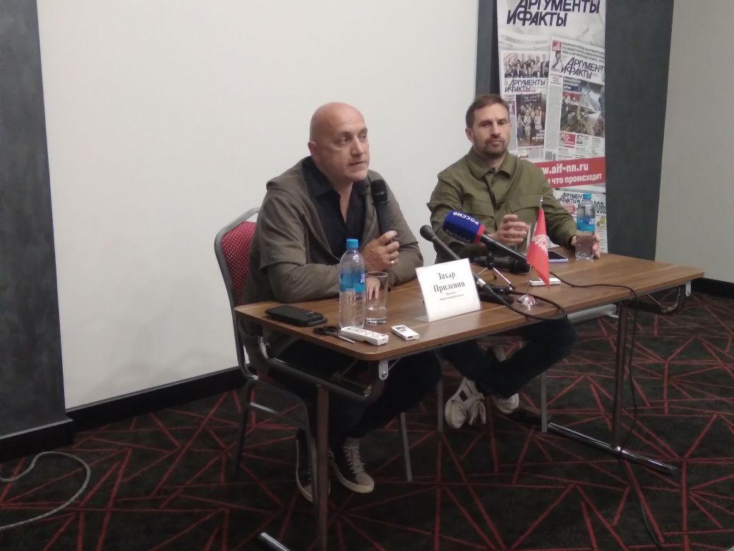 Захар Прилепин будет контролировать строительство метро в Нижнем Новгороде