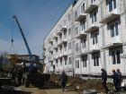 Ход строительства дома № 1 в ЖК Лайм - фото 49, Апрель 2019