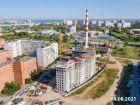 Ход строительства дома № 1 в ЖК Корица - фото 12, Август 2021