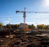 Ход строительства дома № 2 в ЖК Каскад на Автозаводе -