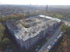 ЖК Открытие - ход строительства, фото 65, Октябрь 2019