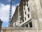 Ход строительства дома № 3 в ЖК Квартет - фото 10, Май 2021
