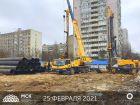 ЖК Кристалл 2 - ход строительства, фото 10, Март 2021