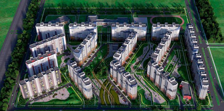 ЖК Мой город - фото 12