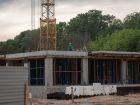Ход строительства дома № 2 в ЖК Заречье - фото 15, Июнь 2021