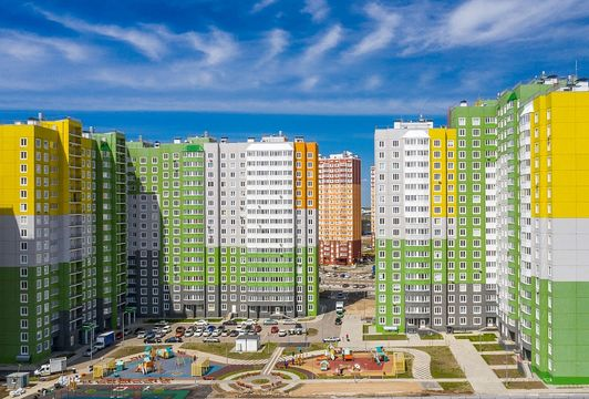ЖК Левенцовка парк - фото 1