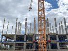 ЖК Горизонт - ход строительства, фото 62, Июль 2020