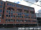 ЖК Волна - ход строительства, фото 26, Ноябрь 2020