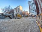 ЖК Каскад - ход строительства, фото 16, Декабрь 2016