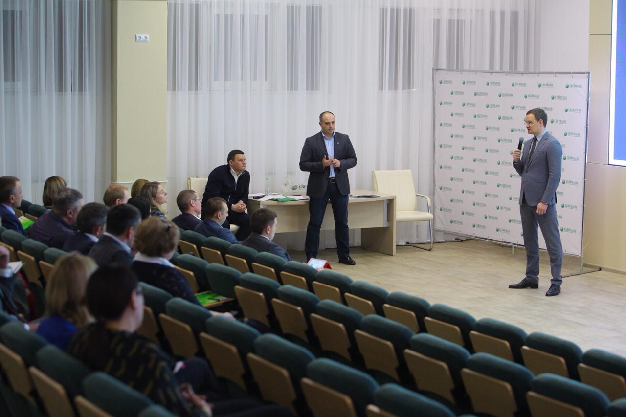 Новую модель финансирования жилья обсудил Сергей Морозов со Сбербанком и застройщиками Нижегородской области