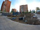 Каскад на Сусловой - ход строительства, фото 61, Сентябрь 2016