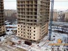 Ход строительства дома Литер 1 в ЖК Звезда Столицы - фото 90, Декабрь 2018