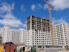 Ход строительства дома 60/1 в ЖК Москва Град - фото 2, Август 2018
