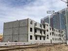 Ход строительства дома № 4 в ЖК Корабли - фото 13, Июнь 2021