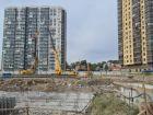 Ход строительства дома Секция 1 в ЖК Гвардейский 3.0 - фото 45, Сентябрь 2020