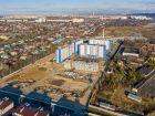 Ход строительства дома № 17 в ЖК Торпедо - фото 11, Декабрь 2019