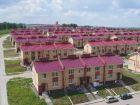 Ход строительства дома 1 типа в Микрогород Стрижи - фото 24, Июнь 2017