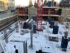 Ход строительства дома 2а в ЖК Георгиевский - фото 11, Январь 2021