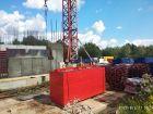 Ход строительства дома № 2 в ЖК Подкова на Родионова - фото 78, Август 2020