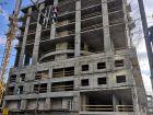 ЖК Островский - ход строительства, фото 45, Февраль 2020