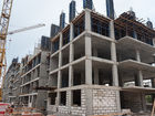 Ход строительства дома № 2 в ЖК Заречье - фото 7, Август 2021