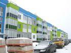 Ход строительства дома №7к2 в ЖК Загородный мкрн Акварель  микрогород Стрижи - фото 37, Январь 2017