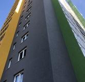 Ход строительства дома № 7 в ЖК Подкова на Цветочной -