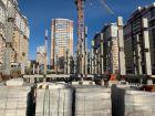 ЖК Горизонт - ход строительства, фото 110, Ноябрь 2019