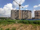 Ход строительства дома № 38 в ЖК Три Сквера (3 Сквера) - фото 13, Июль 2021
