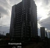 Ход строительства дома № 1, строение 4 в ЖК Светлогорский переулок -