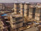 Ход строительства дома Литер 1 в ЖК Звезда Столицы - фото 23, Март 2020