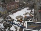 Ход строительства дома № 6 в ЖК Дом с террасами - фото 59, Апрель 2019