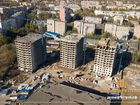 Ход строительства дома Литер 1 в ЖК Звезда Столицы - фото 105, Октябрь 2018